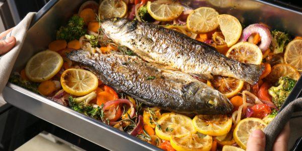 pesce-al-forno